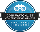 Cinecraft 2016 Watchlist Content Development