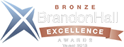 Cinecraft BrandonHall Bronze Award
