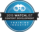 Cinecraft 2015 Watchlist Content Development