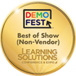 Demofest Best of Show Microlearning Solution