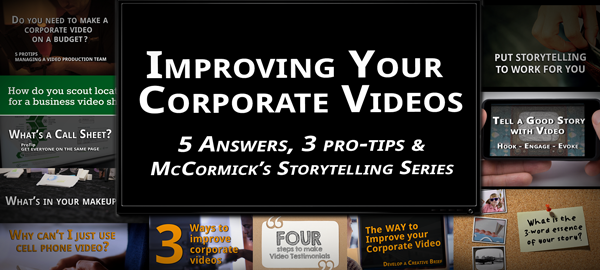 Improving Your Corporate Videos