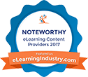 elearning industry top content development award