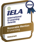 Cinecraft international elearning Award