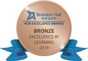 Cinecraft 2019 Brandon Hall Bronze Excellence In Learning Award Winner