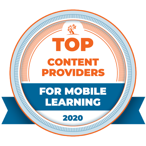 elearning industry mobile learning award